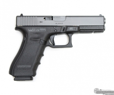 Pistolet Glock 9mm