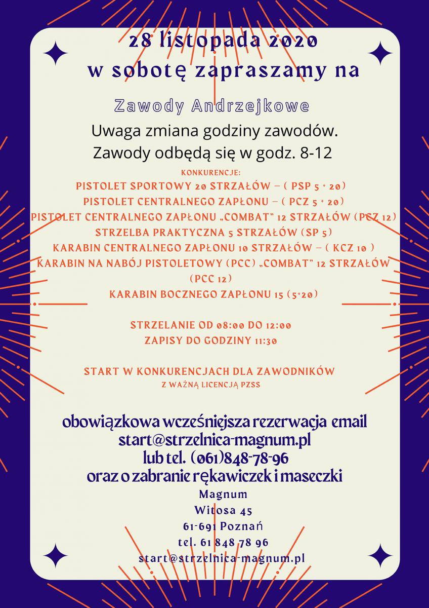 Zawody Andrzejkowe